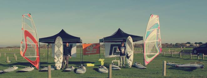 Demo at West Wittering Windsurf Club